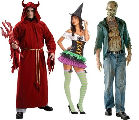 disfraces halloween el corte ingles