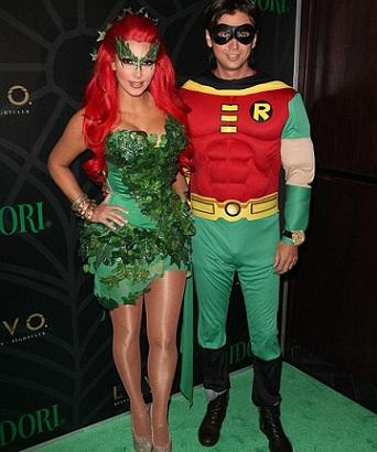 disfraces Halloween famosos Kardashian