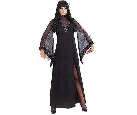 disfraces halloween mujer baratos morticia