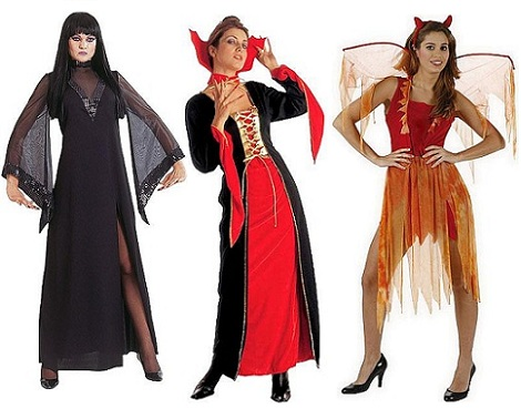 disfraces halloween mujer baratos