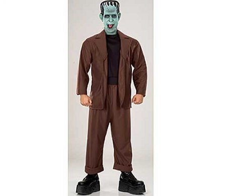 disfraces halloween originales frankenstein