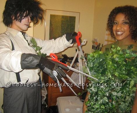 disfraces halloween originales parejas eduardo manostijeras