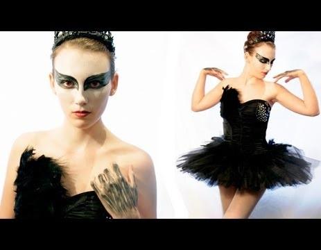 disfraces halloween peliculas cisne negro