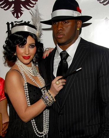 disfraces parejas famosos kim kardashian