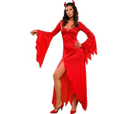 disfraces sexys halloween diablesa