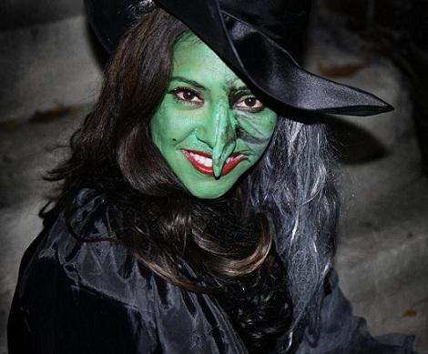 disfraz bruja halloween vieja