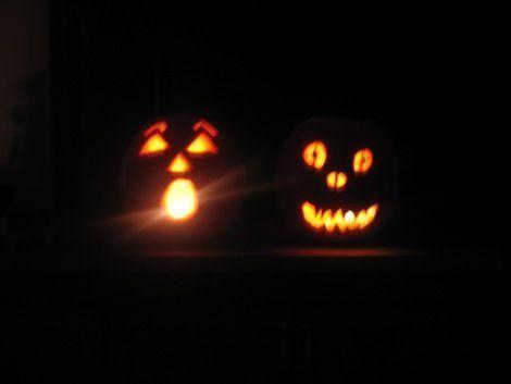 halloween pareja