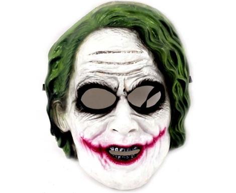 máscaras halloween jocker