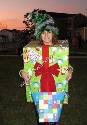 disfraces caseros navidad regalo