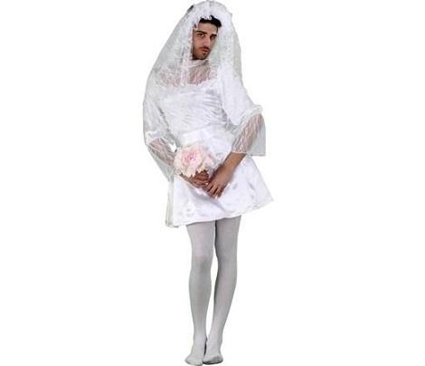 disfraces despedida soltero novia