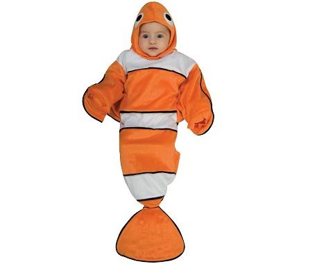disfraces para bebes nemo