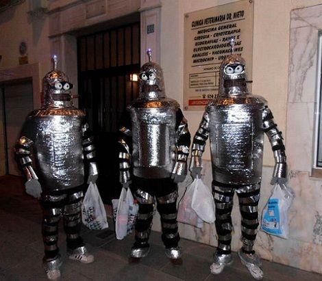 disfraces caseros de adulto para carnaval