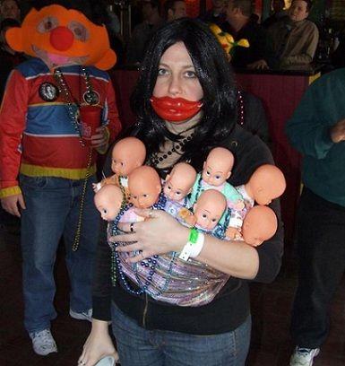 disfraces graciosos carnaval 2013