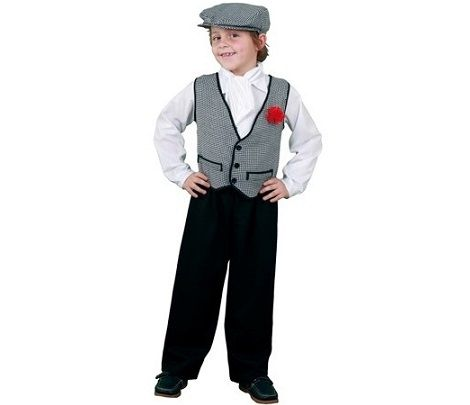 traje de chulapo