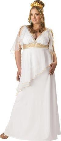 Disfraz de diosa