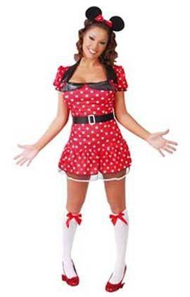 Disfraz de Minnie