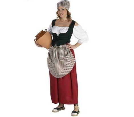 disfraces medievales baratos 2013