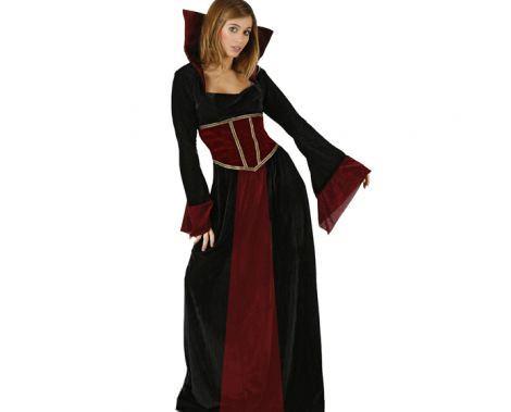 disfraz vampiresa barato largo