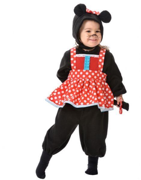 Disfraz de Minnie para bebé