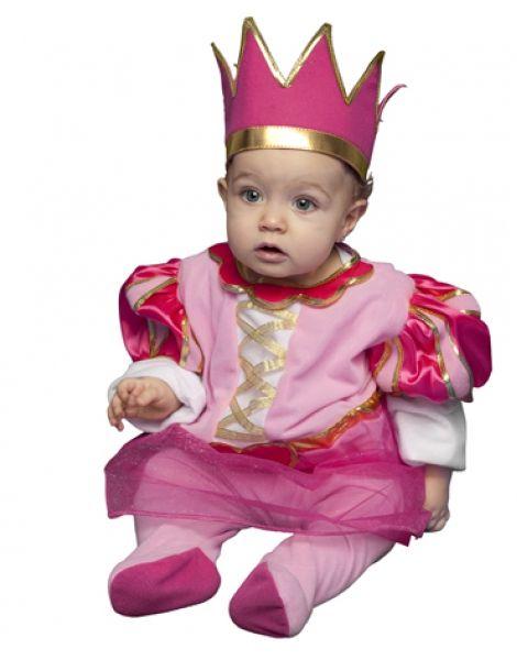 Disfraz de princesa para bebé