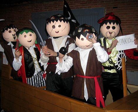 disfraces divertidos carnaval 2013