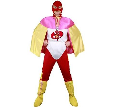 comprar disfraz casero del capitán salami
