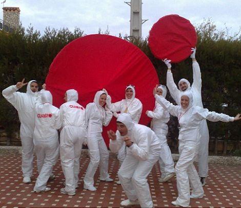 ideas de disfraces para grupos