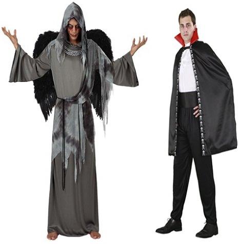 trajes económicos para hombre halloween
