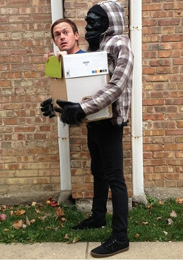 disfraces divertidos hechos a mano para halloween