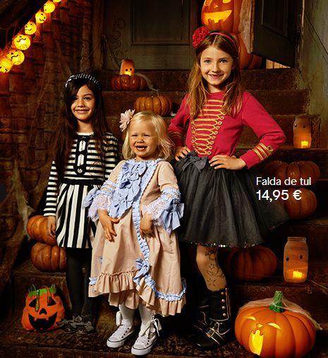 disfraces de halloween de H&M para niños