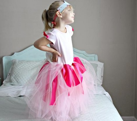 disfraz e princesa casero