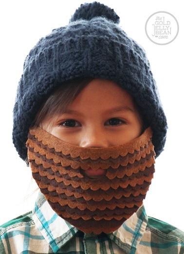 cómo hacer un disfraz de leñador para niño en 5 minutos