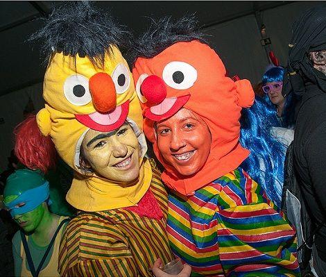 disfraces originales de carnaval