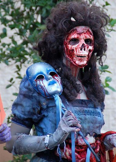 disfraz de zombie originales halloween 2014