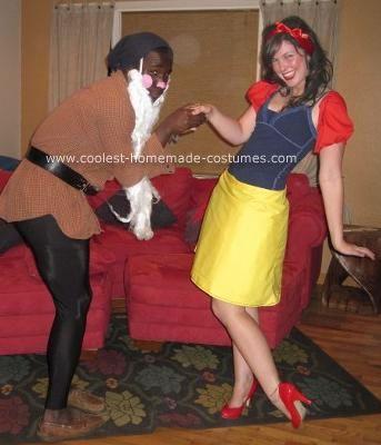 disfraces caseros en pareja fáciles de hacer en casa