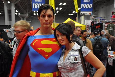 Disfraz Superman y Lois