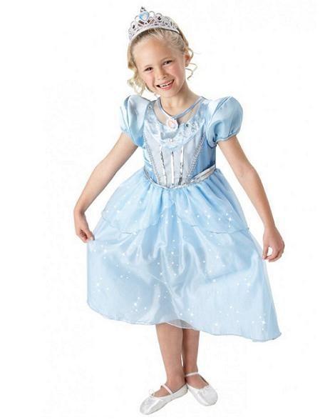 Disfraces de princesas Disney para niñas