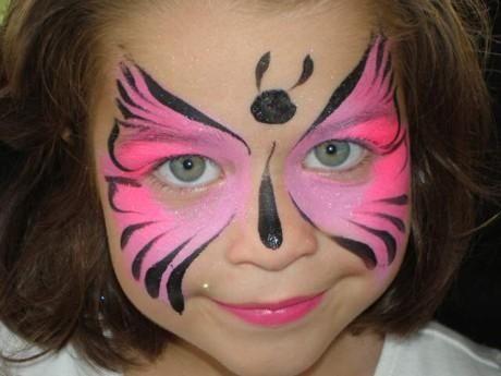 maquillaje carnaval ninos