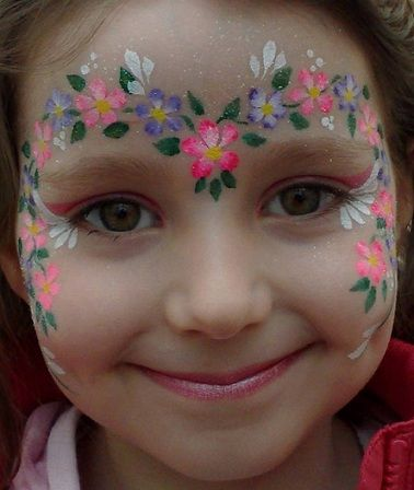 maquillaje ninos