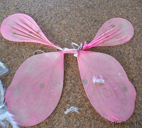 ¿Cómo hacer unas alas de ángel caseras?